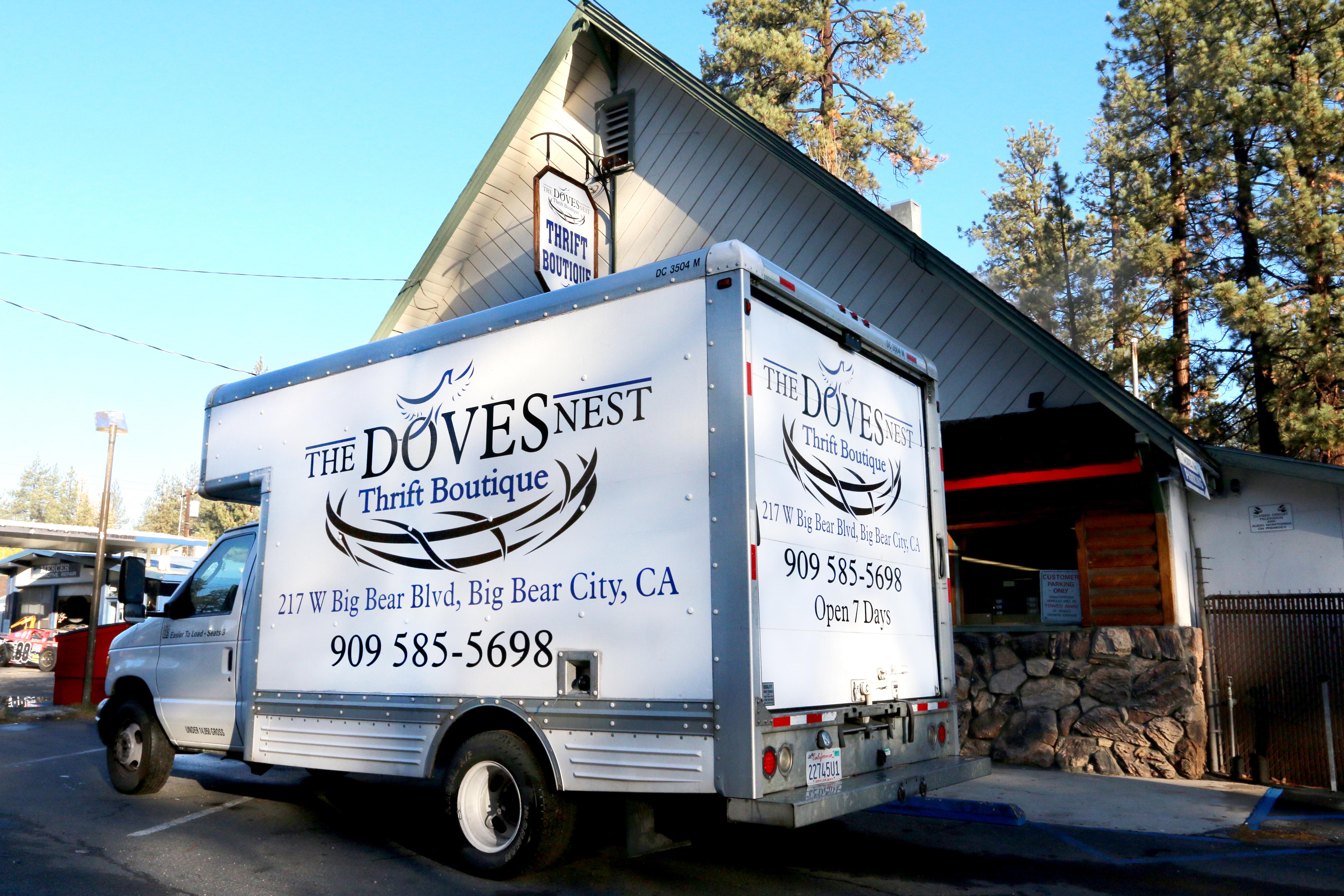 doves truck