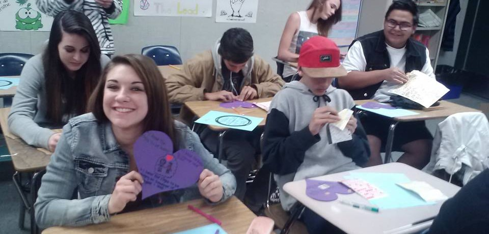 DOVES Promotes Healthy Relationships at Big Bear Schools